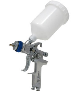 Gravity Feed 2.5mm Spraygun for Spray Putty