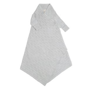 Jujo Baby Lattice cable Shwrap™  - Silver