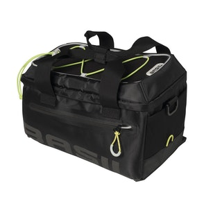 Basil Miles Trunkbag 7L Black Lime
