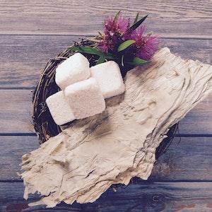 Lil'Bit Better Cajeput & Wimmera Pink Salt Dishwashing Tablets (20)