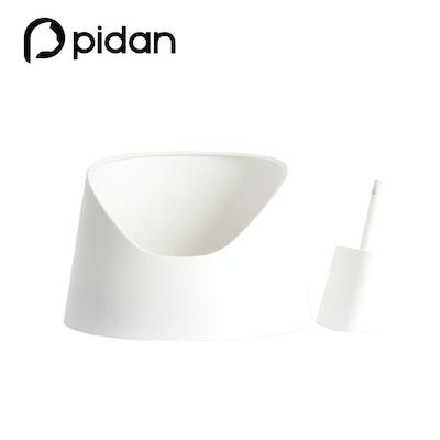 Pidan Snow Lynx Litter Box - White