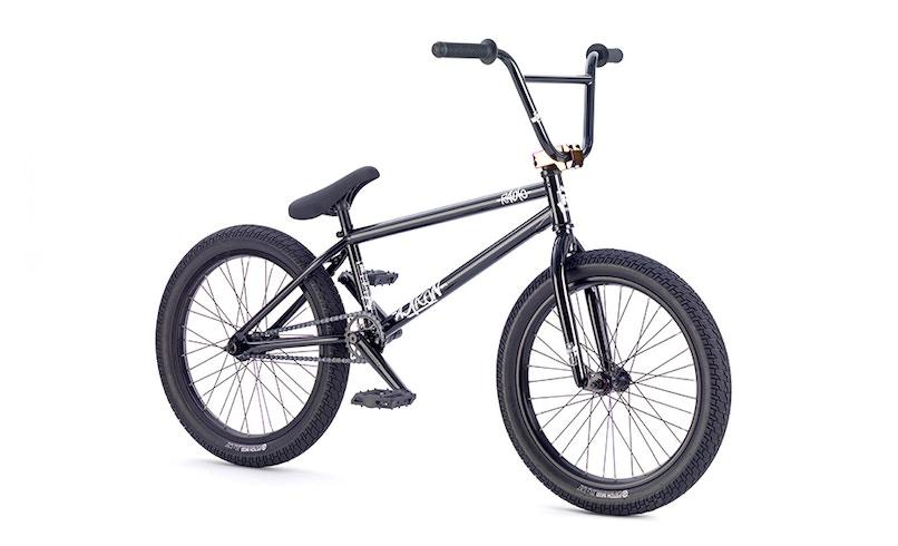 Astron, Freestyle BMXs