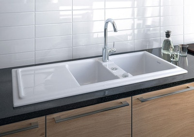 Buying A Kitchen Sink & Kitchen Taps