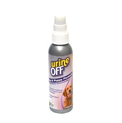 Urine Off Dog And Puppy Urine Odour & Stain Remover - 4 Sizes