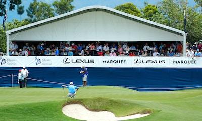 2018 Major Events; Australian PGA Championship