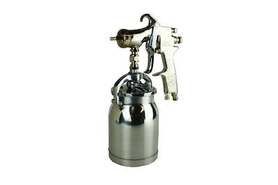 GRP K300 Professional Suction Spray Gun & Pot 1.5mm