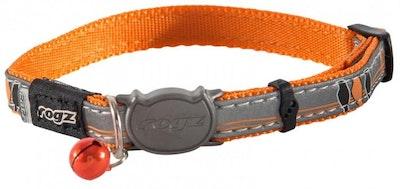 Rogz Collar Safeloc Nightcat Birds Wire