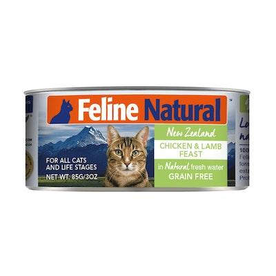 K9 Natural Feline Natural Grain Free Chicken & Lamb Wet Cat Food