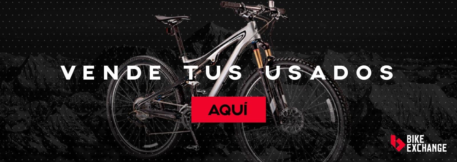 Vende bicicletas usadas