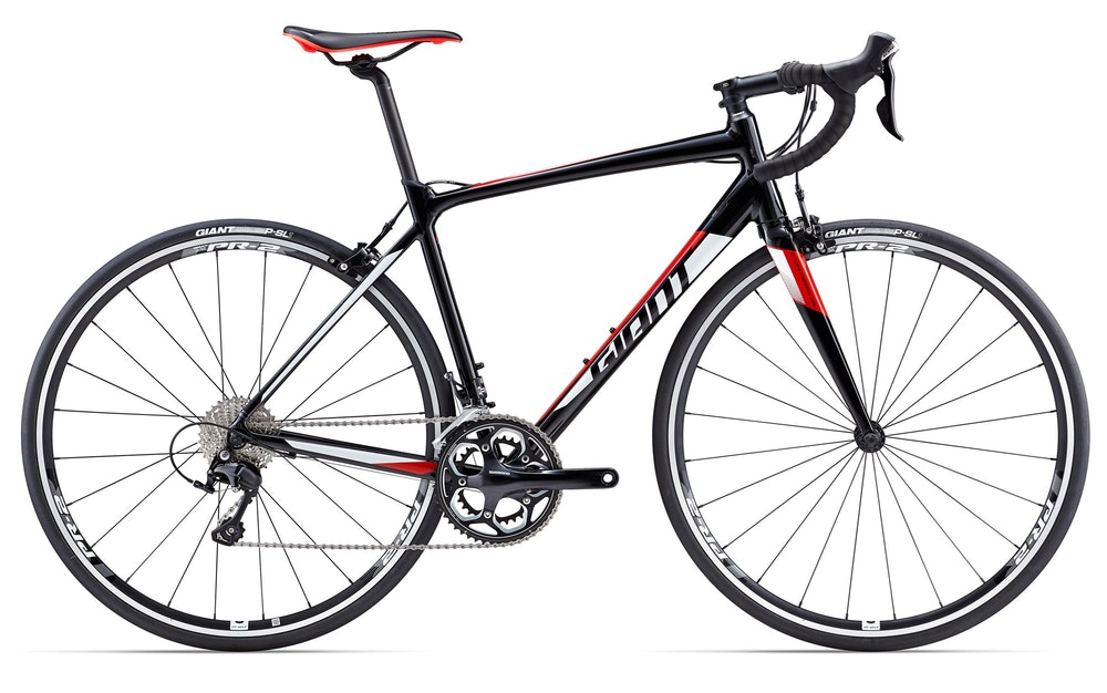 Giant Contend SL Black 2017