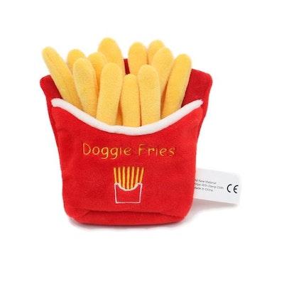Doggy Topia Doggie French Fries Dog Toy