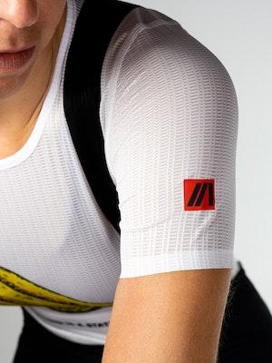 Twenty One Cycling Factory Lightweight base layer - Banana - Women