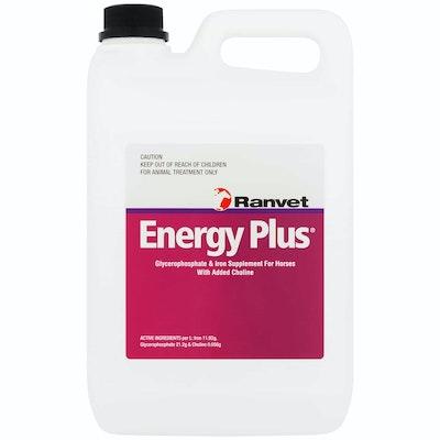 Ranvet Energy Plus Horses Glycerophosphate & Iron Supplement - 2 Sizes