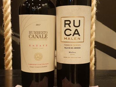 Red Wine match - Peruvian Journey