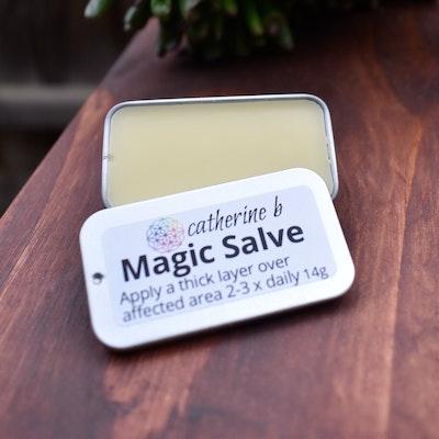 Catherine B Magic Salve 14g