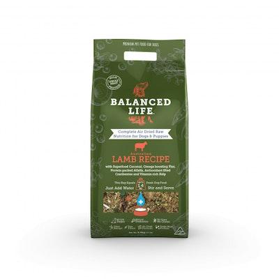 BALANCED LIFE Adult Lamb Dry Dog Food