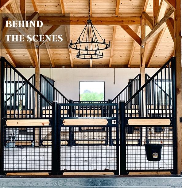 American Stalls: Behind the Scenes