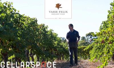 """Vasse Felix awarded """"New World Winery of the Year"""""""