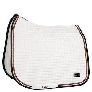 NEW Cotton Twill Saddle Blanket White PRE-ORDER