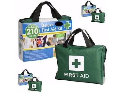 Boutique Medical 3x 210PCS EMERGENCY FIRST AID KIT Medical Travel Set Workplace Office ARTG BULK