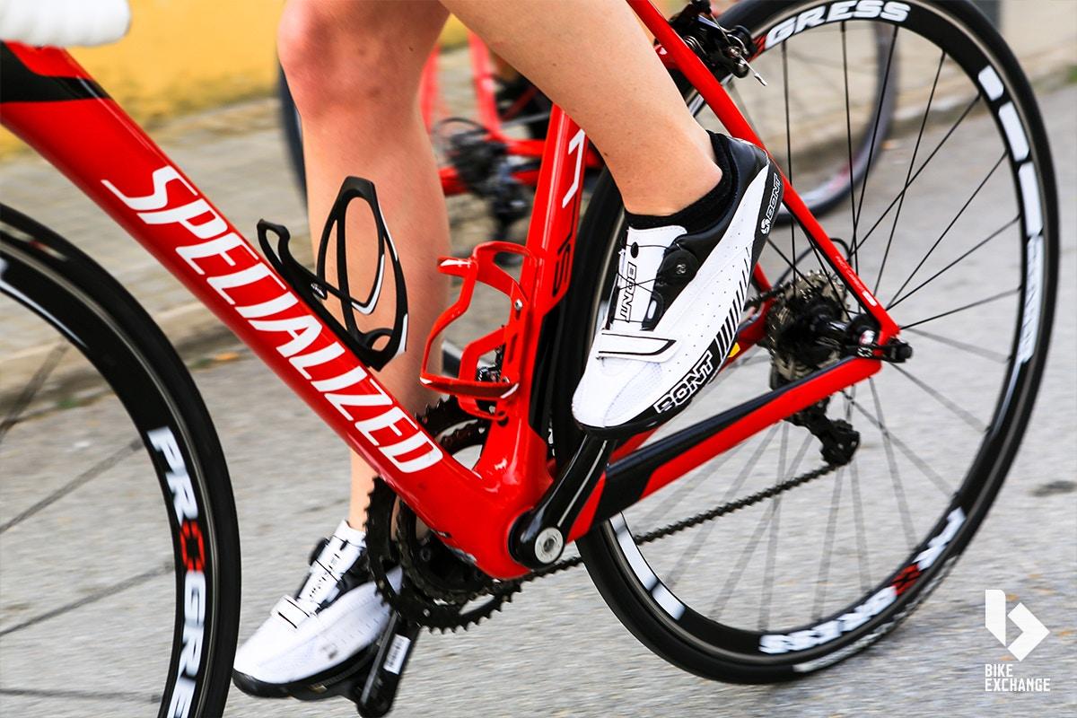Bont Blitz Rennradschuhe im Test