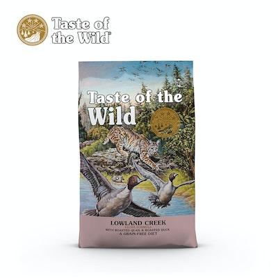 Taste of the Wild   Lowland Creek Feline Formula 6.6kg Cat
