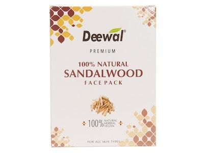 Deewal Sandalwood Clay Face Mask (100g)