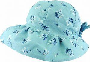Avenel of Melbourne Cotton Blossom Bonnet - Blue