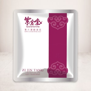 Taste for Life (Zi Jin Tang) 紫金堂澳洲 NSW QLD WA ACT Lactation Soup (Peanut Red Dates Soup)