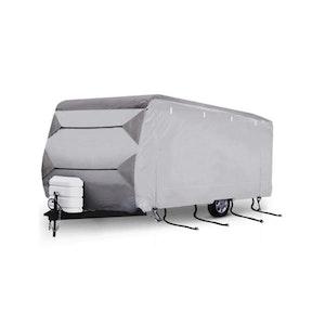 22 To 24Ft 4 Layers Heavy Duty Caravan Campervan Cover