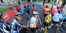Cyclists encouraged to 'get on their bike for people with MS'
