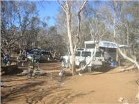 GSA Arkarool Wilderness Sanctuary bush camping.