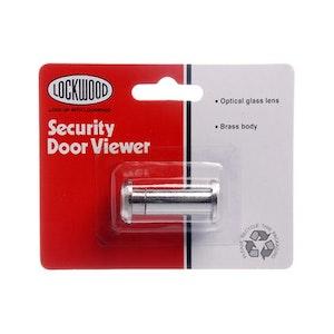 Lockwood 160° Chrome Door Viewer-160CPDP