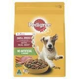 Pedigree Small Breed Beef 2.5kg