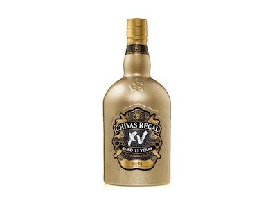 Chivas Regal XV 15YO Gold Wrap Blended Scotch Whisky 700mL
