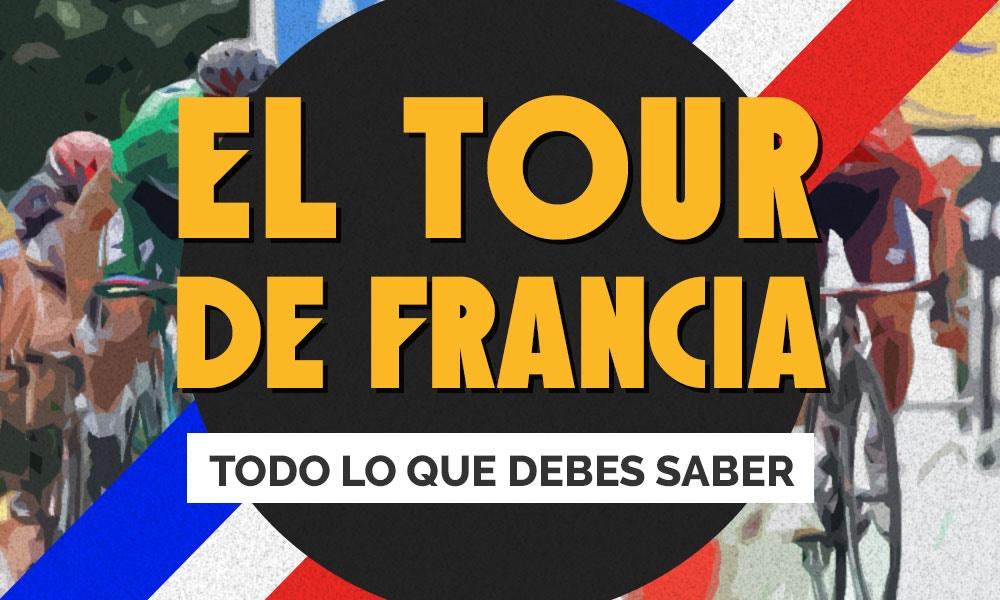 La Historia del Tour de Francia - Los Maillots, Las Étapes y 107 Ediciones de la Leyenda.