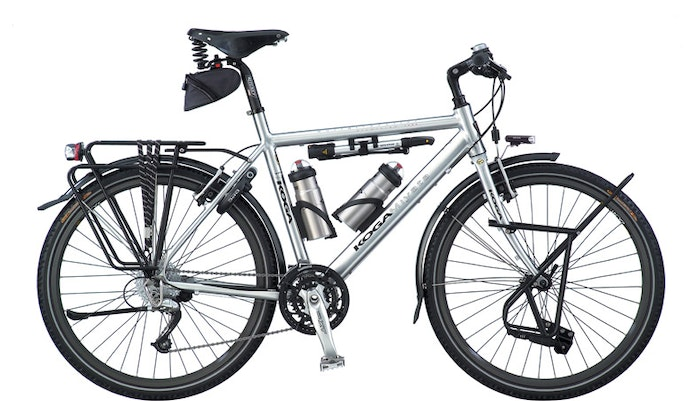 Choosing Touring Bike