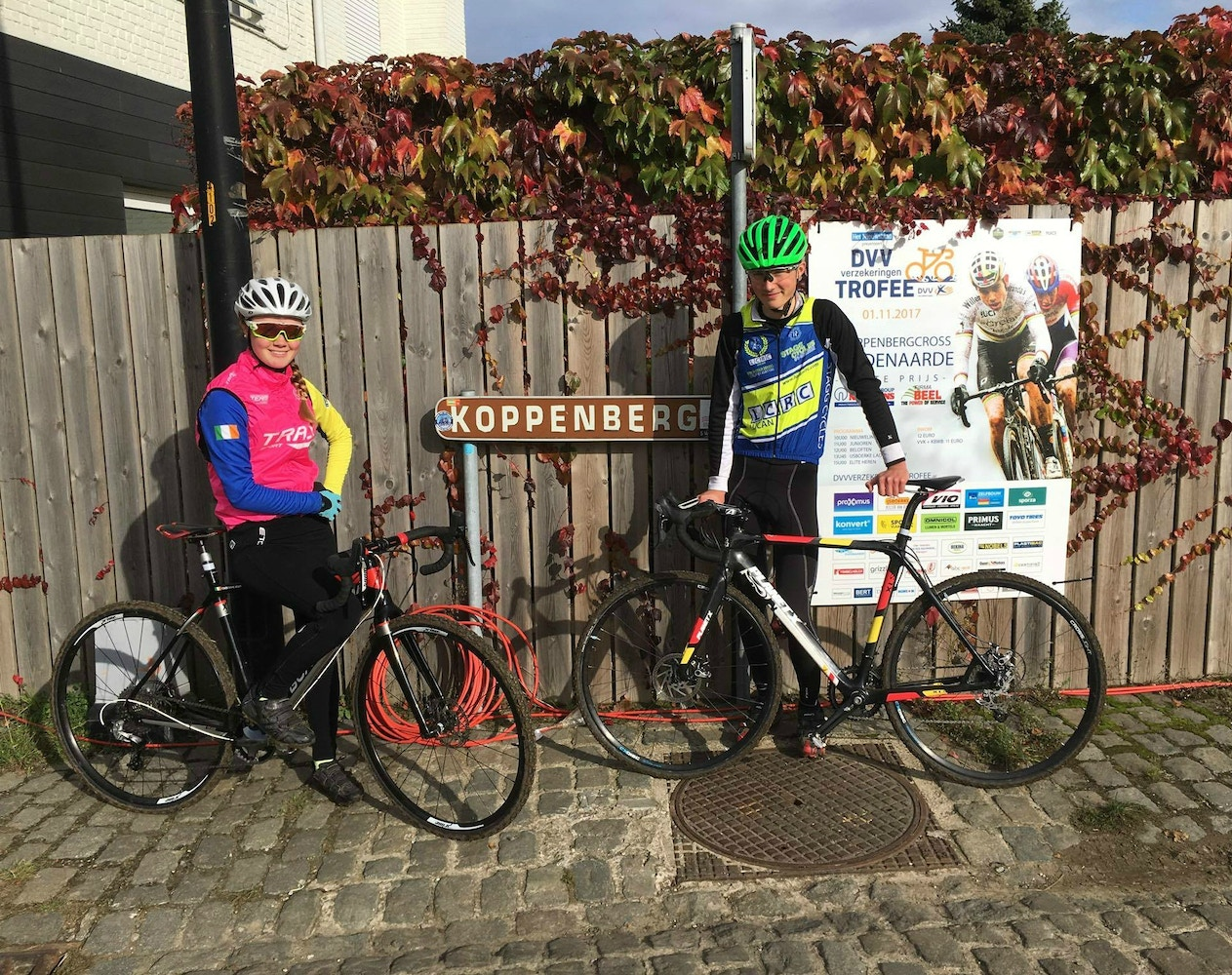 Heading to the Continent - Young Irish Cyclists Take Their Racing Next Level