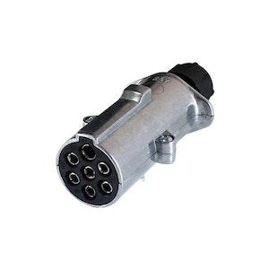 Trail-Link SAE 7 Pin Plug Metal ISO1185