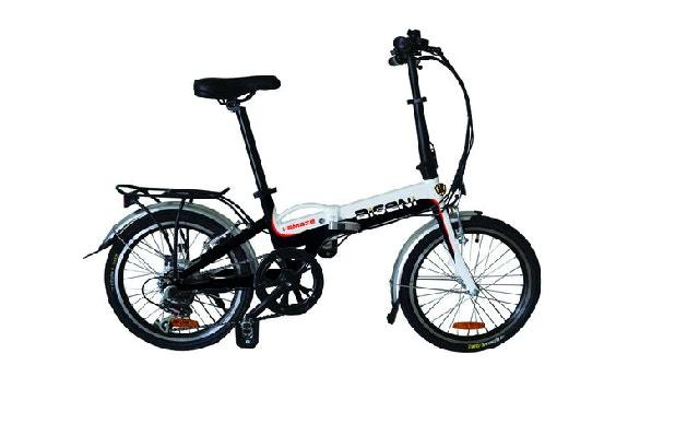 iAmaze Electric Folding Bike Review