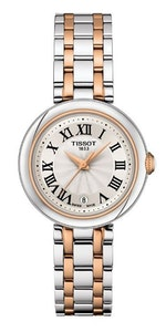 Tissot Bellissima Small Lady with Rose Gold PVD Coating Bracelet