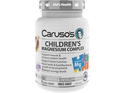 Caruso's Natural Health Caruso's Children's Magnesium Complex