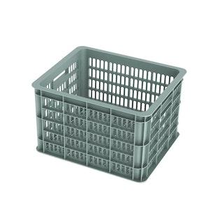 Basil Bicycle Crate Medium 33L Seagrass