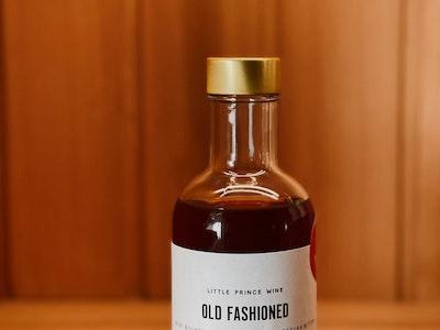 Old Fashioned (200ml Bottle - Bourbon, Sugar Syrup, Angostura Bitter)