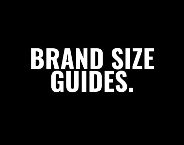 Brand Size Guides