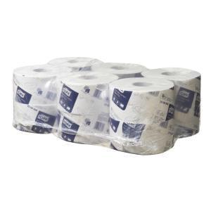 Toilet Paper - Tork T2 Soft Mini Jumbo 2ply