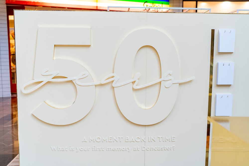 Westfield Doncaster 50th Birthday