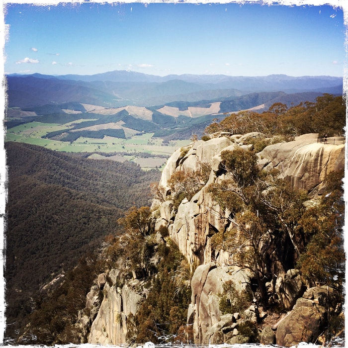 Mt Buffalo Views
