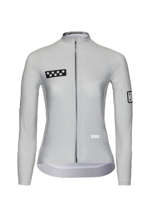 Pedla BOLD / Women's L/S LunaHEX Jersey - Off White