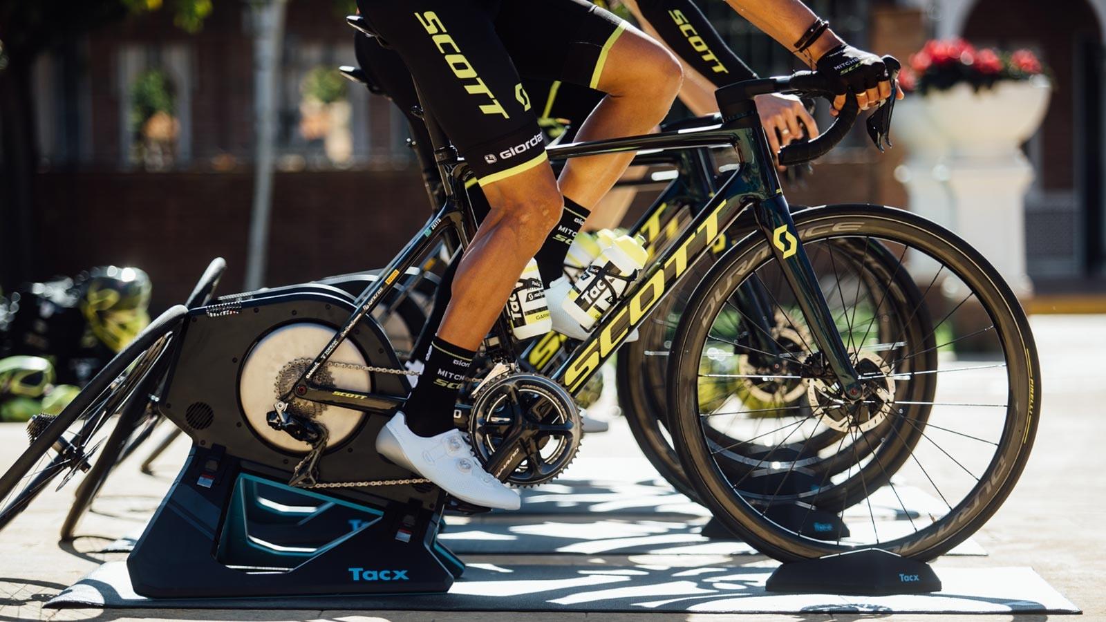 """Anunciamos la Serie de Eventos """"BikeExchange - Donde el Mundo Pedalea"""" Junto al Equipo Mitchelton-Scott y Zwift."""